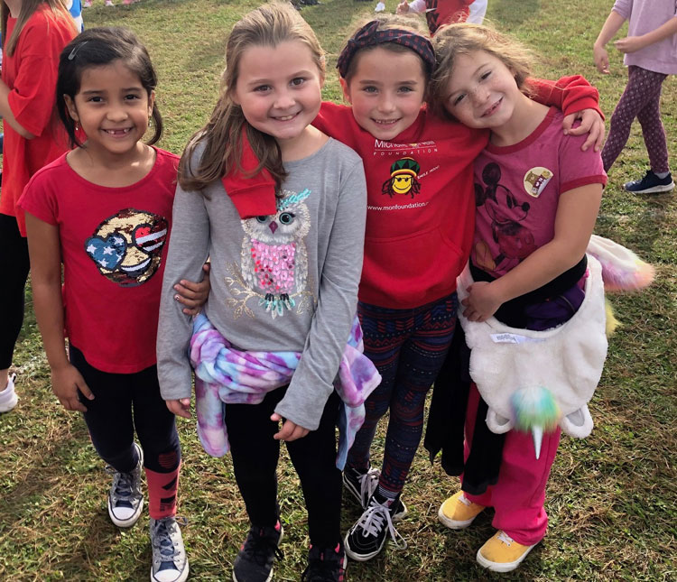 Hegarty's Winners Walk Supports Research for Aniridia Treatments