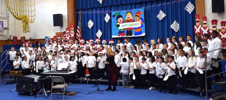 Holiday Harmonies from Island Park Musicians