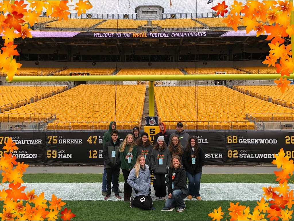 Track students who worked the WPIAL games @ Heinz Field
