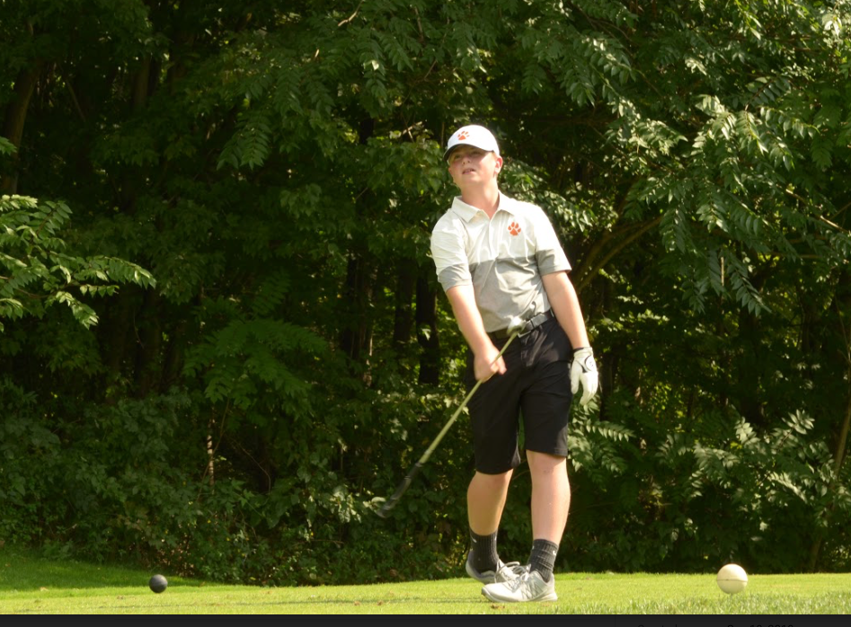 Golf Team - Blake
