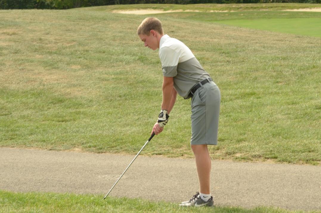 Golf - Logan C.