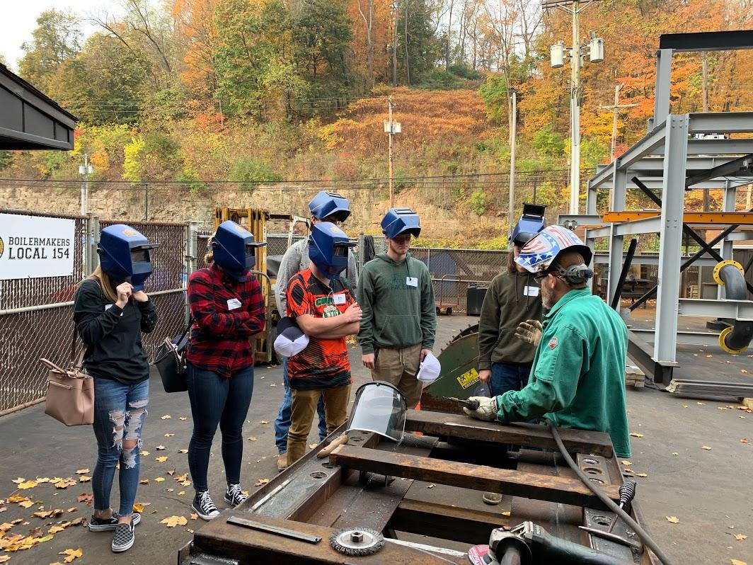 Apprenticeship Exploration Field Trip