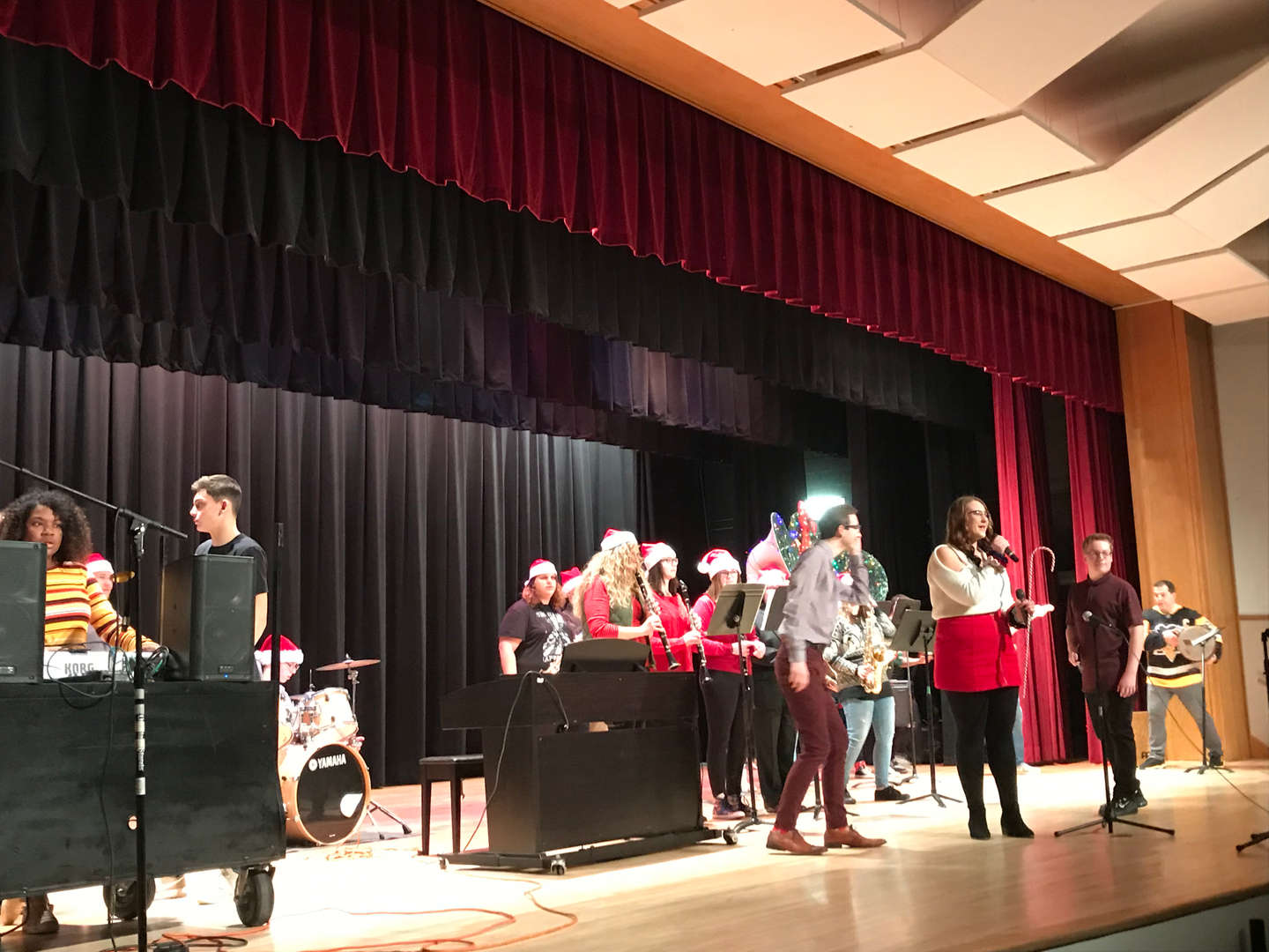 2018 ANNUAL TALENT SHOW AT YHS