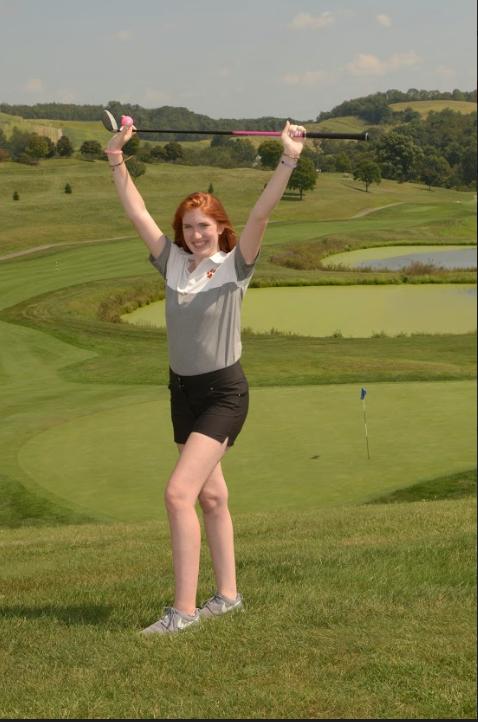 Golf Team - Grace