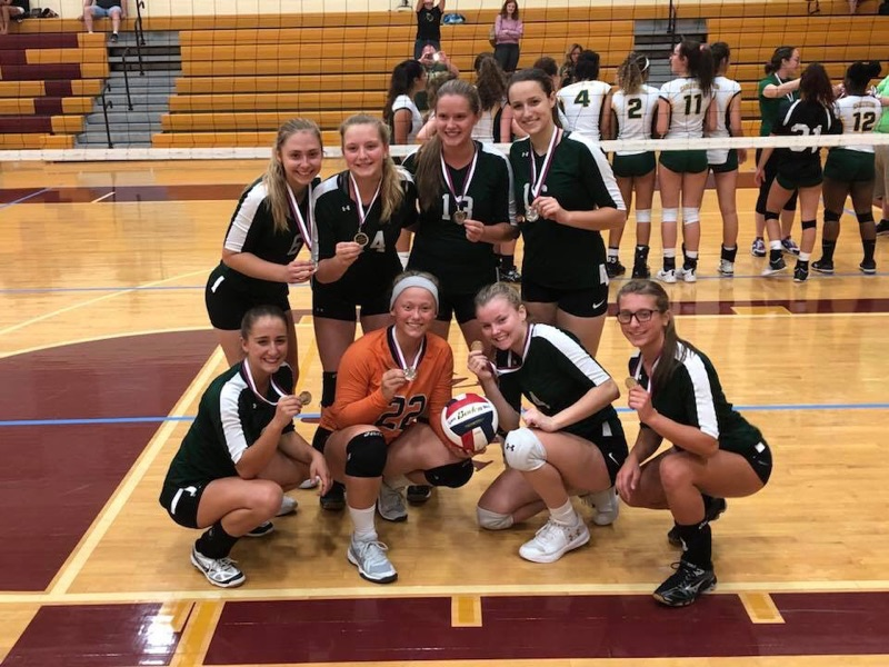 Congratulations to the YHS Volleyball Team for placing second at the 2018 Buccaneer Volleyball Classic Gold Bracket.