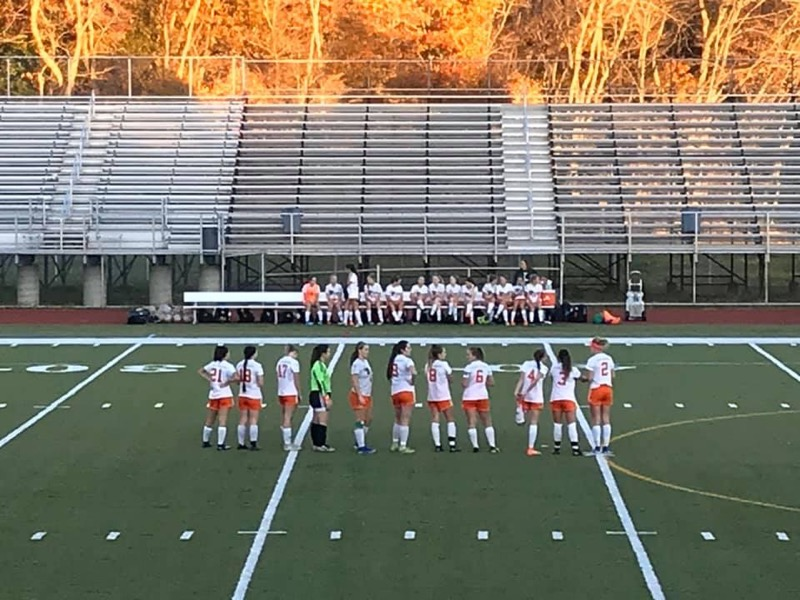 Yough Lady Cougars won 3-0 against Freeport in the Girls Soccer semifinals.  We are headed to the WPIAL Championships!!!!