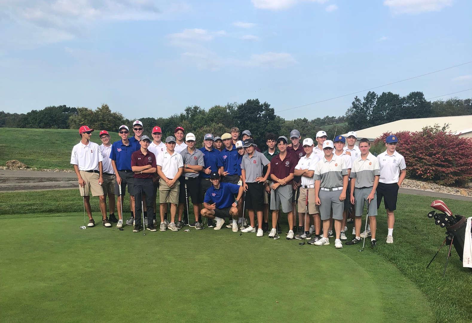 2019 Golf Qualifiers  Madison Club