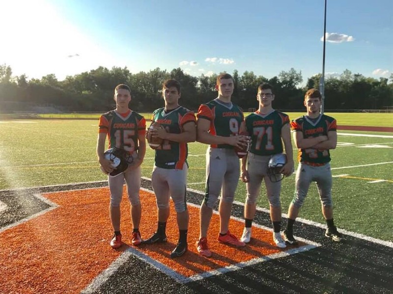 Football Seniors 2019