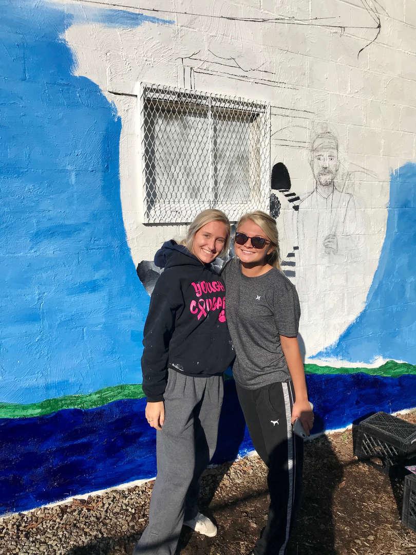 Mural Painting 2019