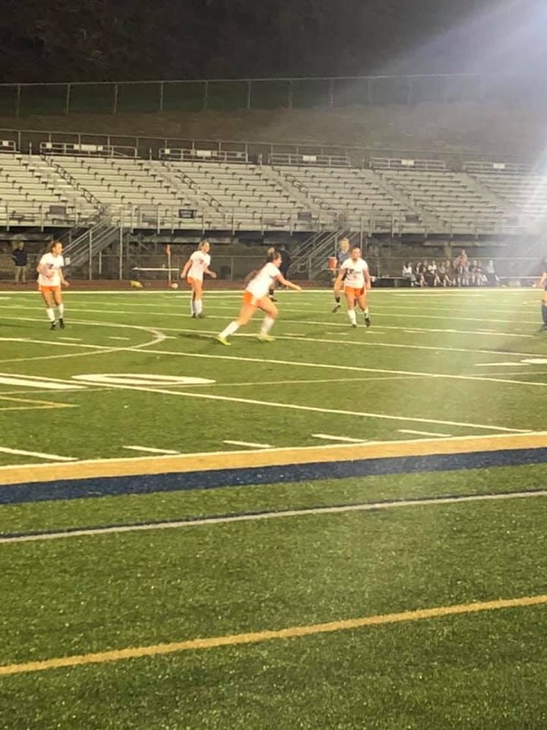 Girls Soccer game Yough vs. Burrell Round 2 of the WPIAL Playoffs