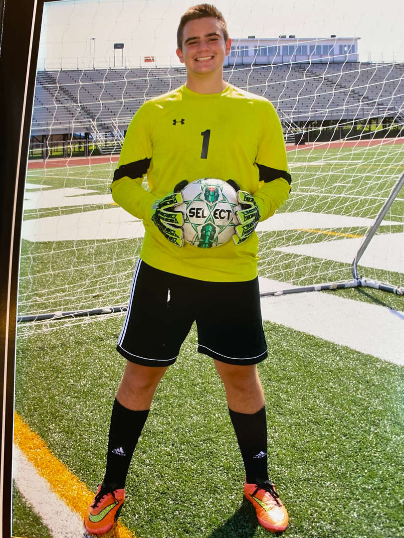 Kameron Pritts - All Section Boys Soccer Team