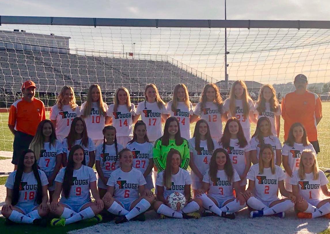 2019 Girls Soccer Team