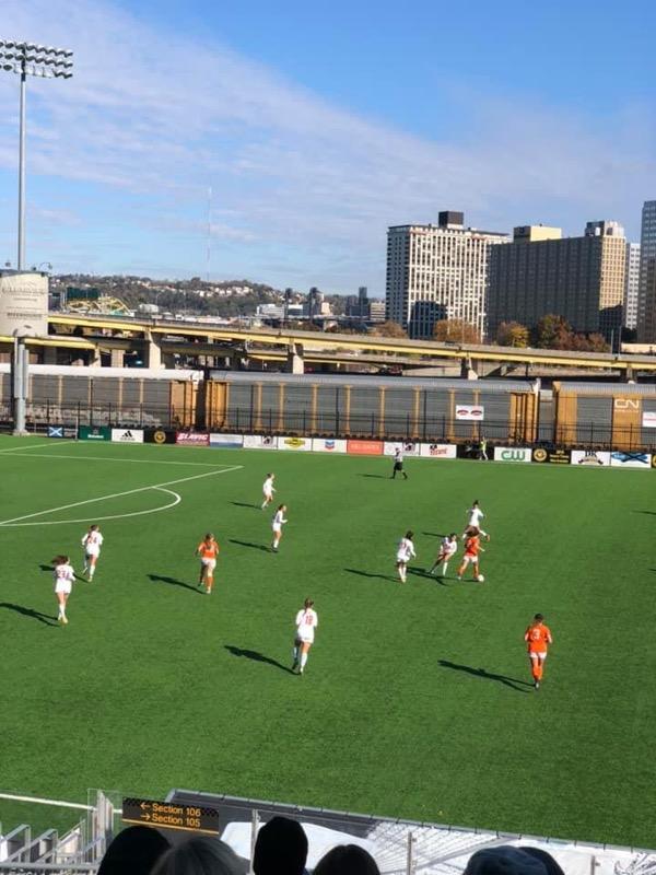 Yough Girls Soccer at WPIAL Championships @Highmark Stadium  11/2/19