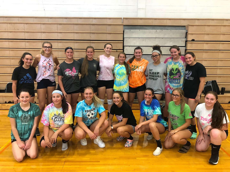 Volleyball Team 2019