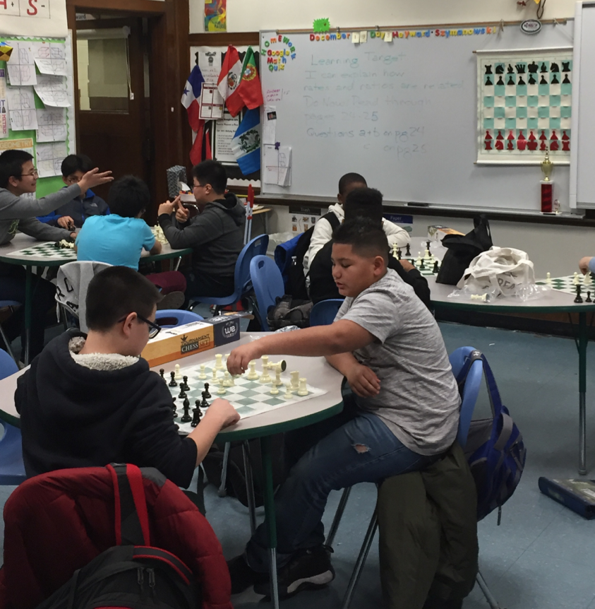 IEY Chess Program