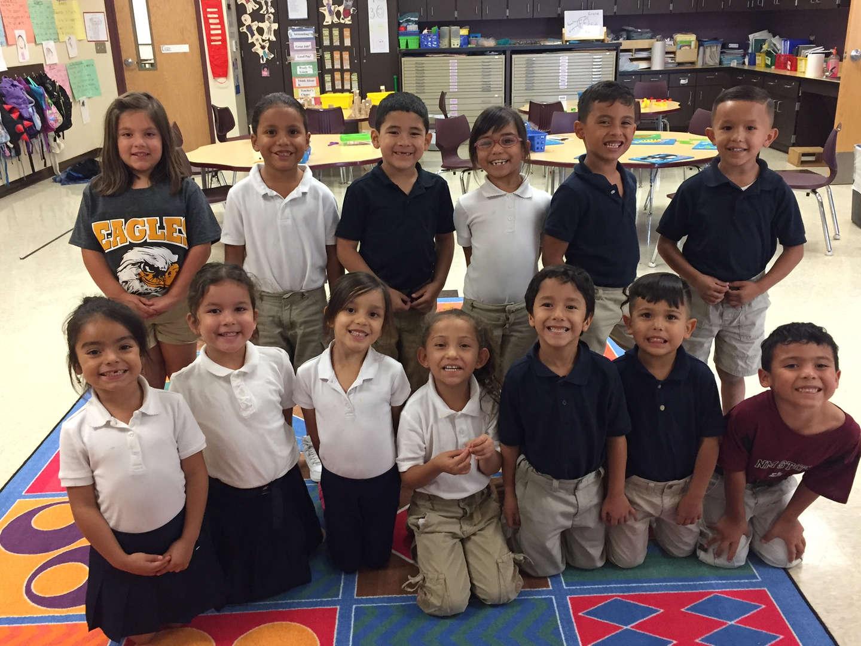 Martinez's class