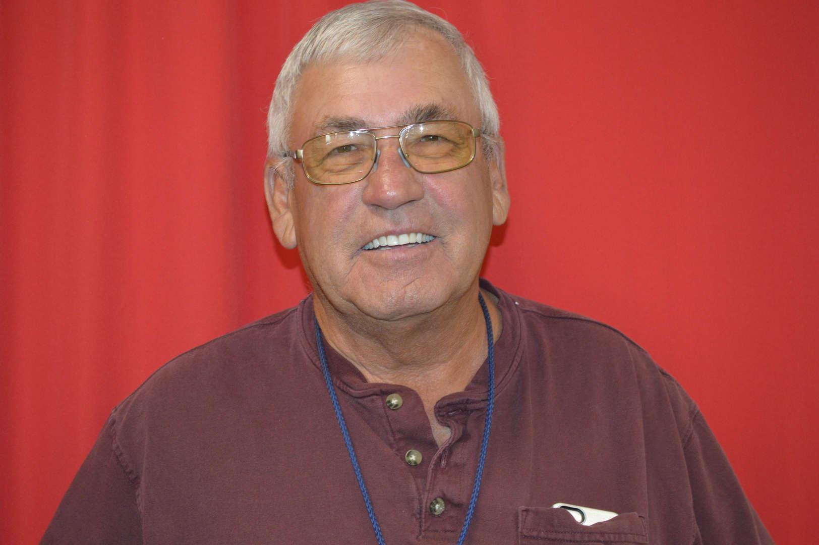 Melvin Mathis - Lead Custodian