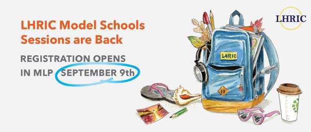 Model Schools September Catalog Teaser