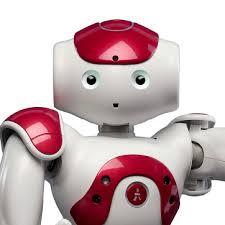 Nao Robot headshot
