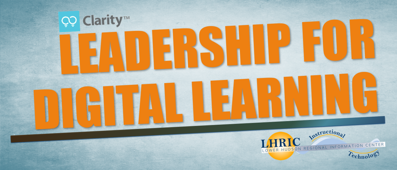 Leadership for Digital Learning logo