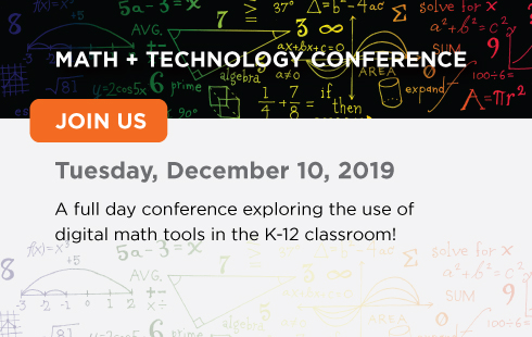 Math + Technology Conference