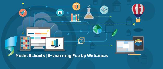 LHRIC Model Schools Cloud-based Learning Webinars