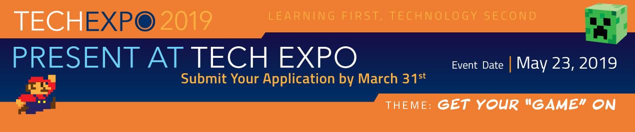 Full Tech Expo RFP Promo