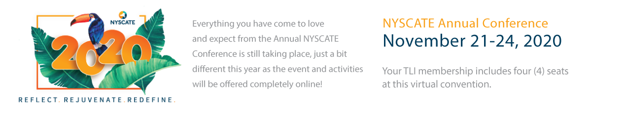 NYSCATE Annual
