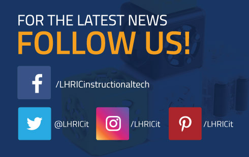 Follow LHRICit on Social Media!
