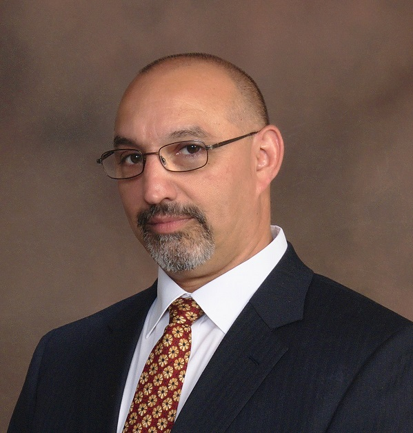 Image of Dr. Steven Chetcuti, Assistant Manager for Emerging Technologies