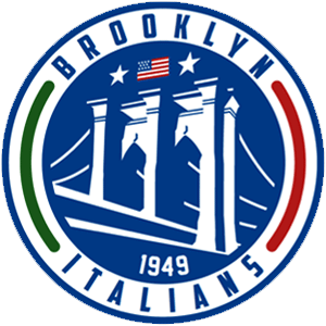 Brooklyn Italians Soccer logo with link to organization's webpage