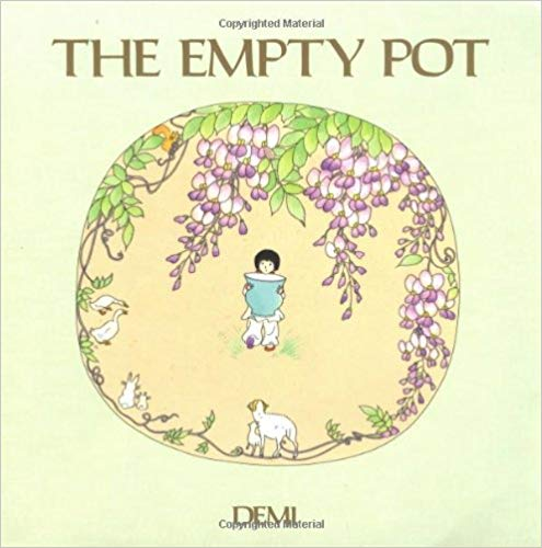 "Book Cover for ""The Empty Pot"