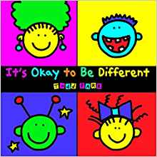 Book Cover - It's Okay to be Different