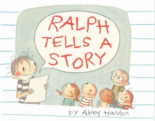 "Book Cover for ""Ralph Tells a Story"""