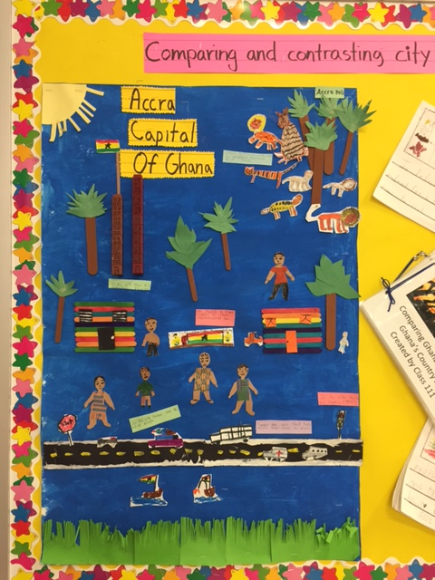 Class Project - City Life in Ghana