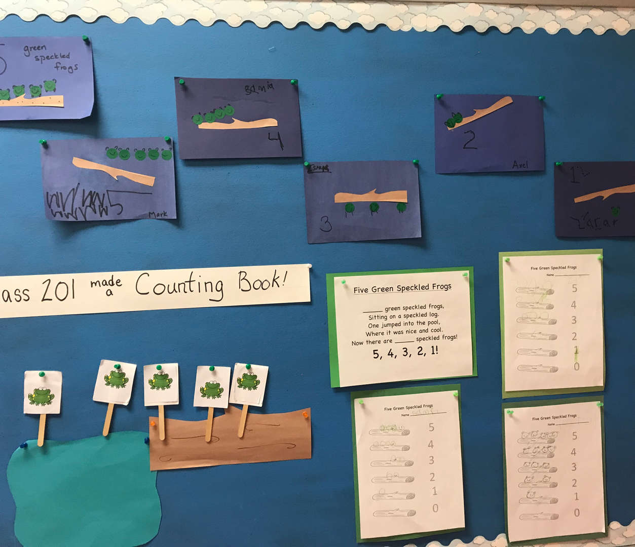 Math Project - Counting Books
