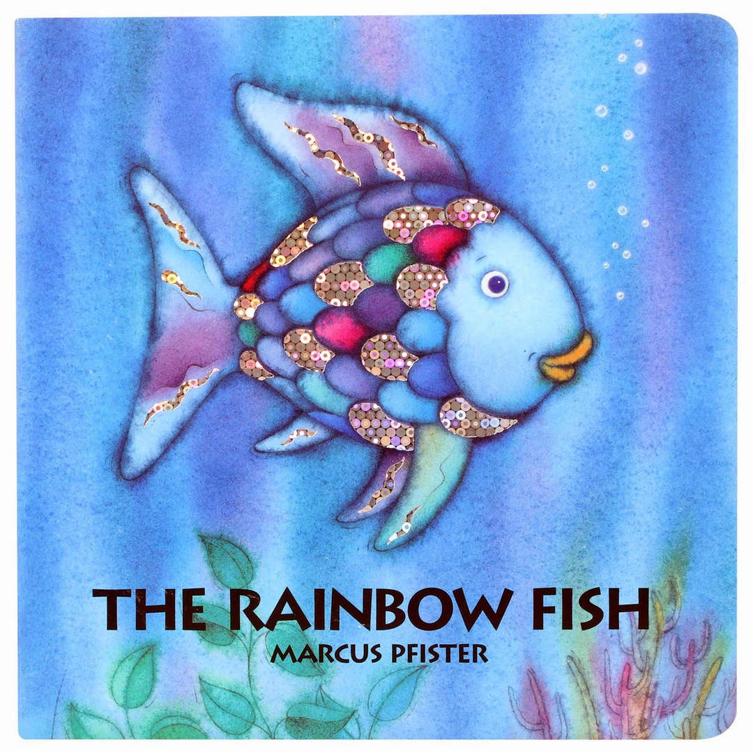Book Cover of Rainbow Fish