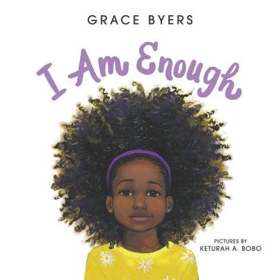Book Cover:  I am Enough