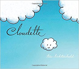 "Book Cover for ""Cloudette"""