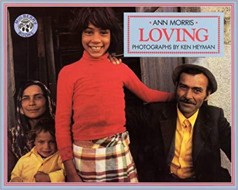 Book Cover - Loving