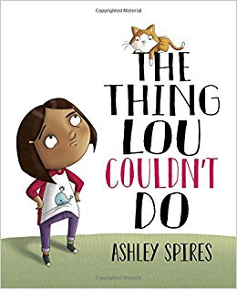 "Book Cover for ""The Things Lou Couldn't Do"""