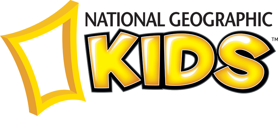 logo link to National Geographic Kids website with games for children