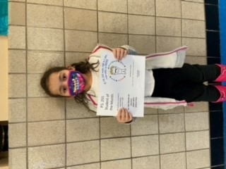 Karen January Student of the Month