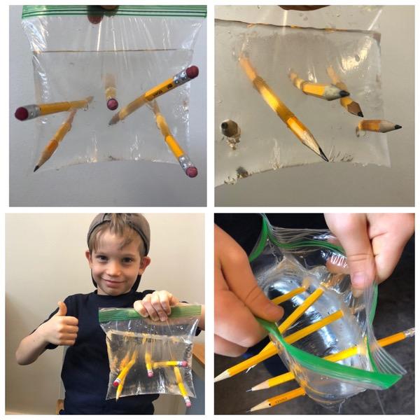 a pencil project