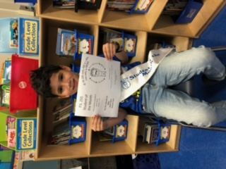 Daniel May Student of the Month