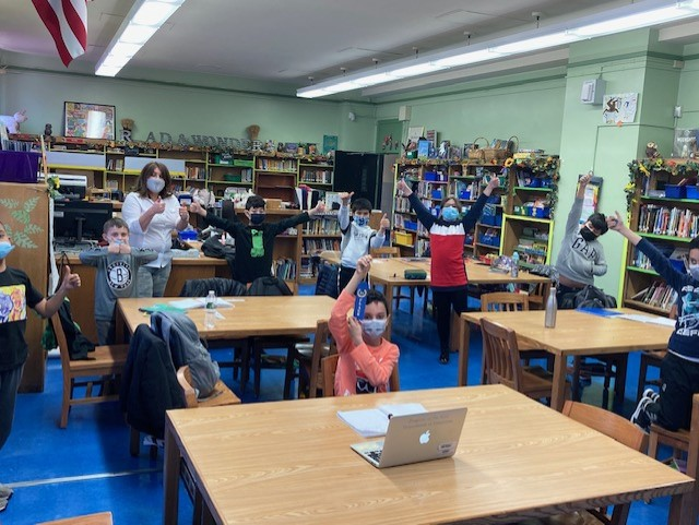 Class competes in March Mathness tournament
