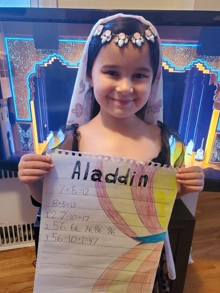 Aladdin artwork