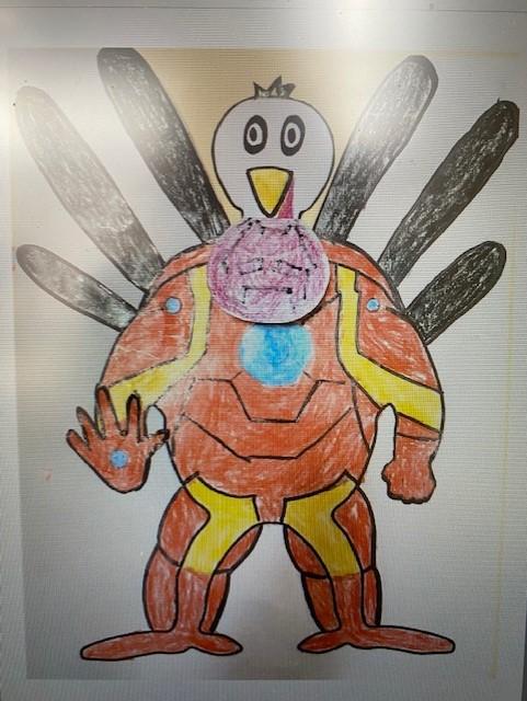 Ironman turkey