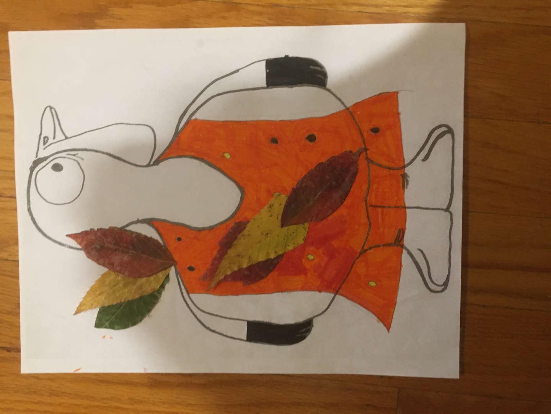 orange dress turkey