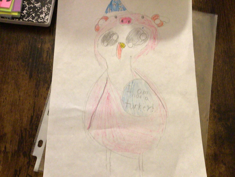 Owl Turkey